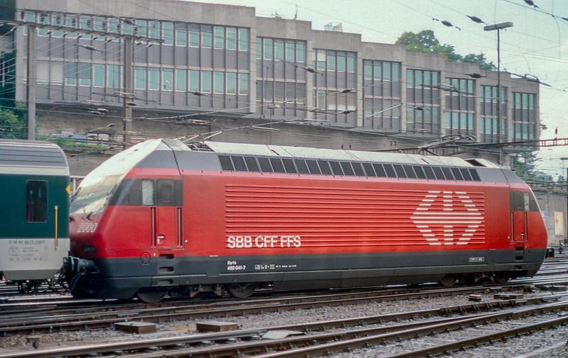 SBB 460-041 Bern 14 June 1997