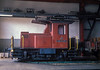 Sat amidst the spare parts inside Lausanne depot on 9 July 1988 was Te iii 179