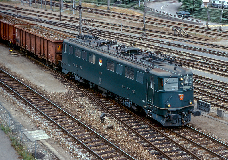 SBB 11508 Muttenz 16 June 1997