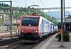 SBB 474015 + 484021 Bellinzona 4 June 2013