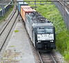 MRCE (on hire to ERS) ES64 F4-290 Muttenz 30 May 2013