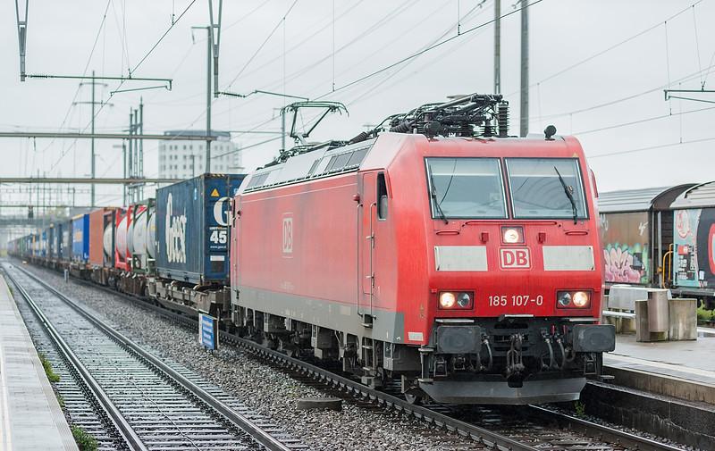 DB 185-107 Pratteln 31 May 2013