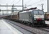 Dispolok ES64 F4-111 Pratteln 31 May 2013
