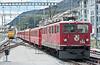 RhB 704 Samedan 3 June 2013