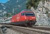SBB 460-004 Fluelen 23 September 2005