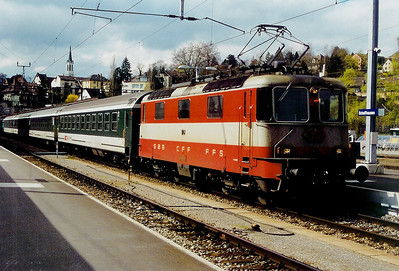 11141 at Schaffhausen on 25th March 2002