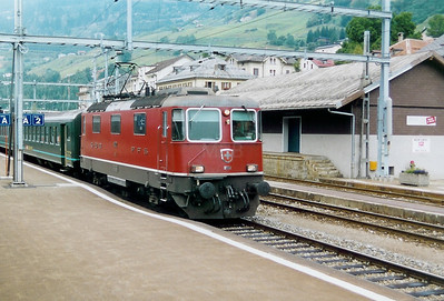11132 at Airolo on 17th September 1999