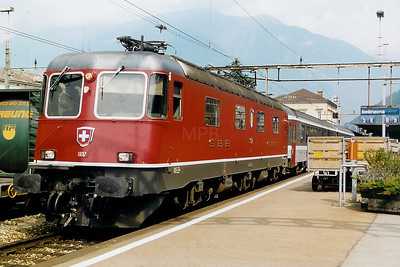 11617 at Bellinzona on 17th September 1999