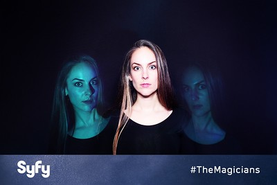 SyFy The Magicians Light Painting