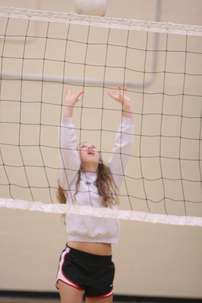 Power Volleyball II classes spring 2012