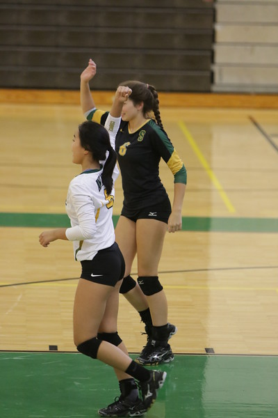 JV girls vb vs hamilton 9-13-16