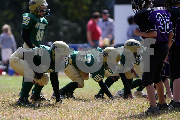 Sycamore Youth Football Fundraiser 10 year olds  vs GE 10/3
