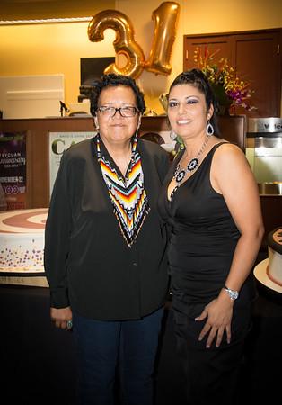 31 Year Employees; Linda Brown and Tina Muse