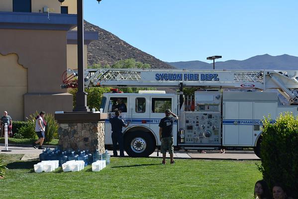 Sycuan ALS Ice Bucket Challenge 2014