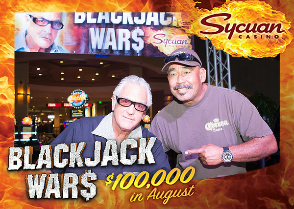 Sycuan Blackjack Wars with Barry  Weiss