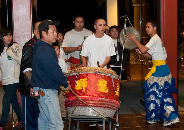 Sycuan Lion Dancers