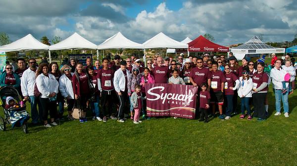 Sycuan at Walk MS 2014