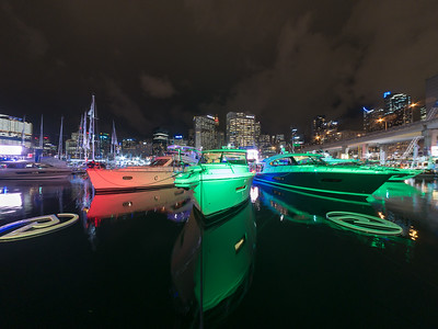 Darling Harbour Boat Show