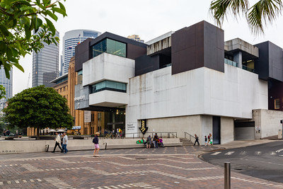 Museum of Contemporary Arts Sydney Australia