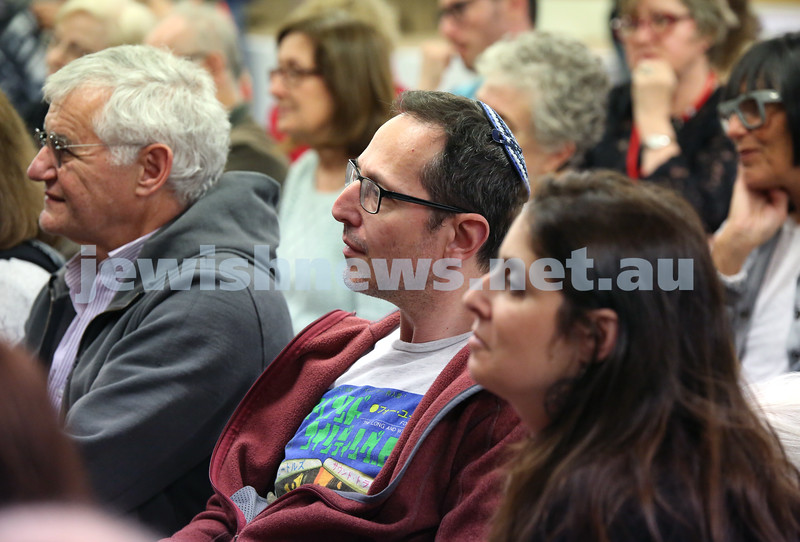SJWF at Waverley Library. Crowd shot. Pic Noel Kessel