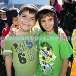 Kesser Torah College Infants Primary Sports Carnival. Benjamin Munoz, Ariel Moss.