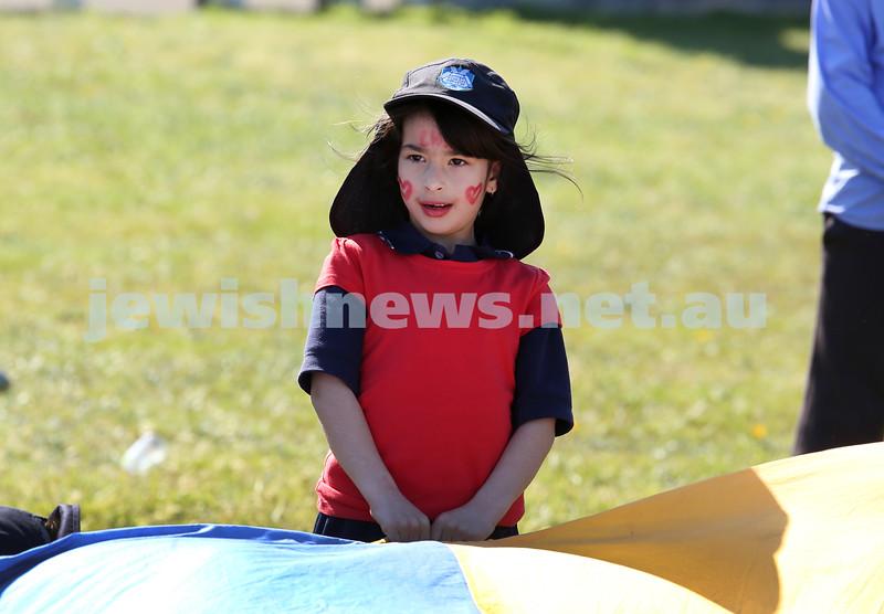 Kesser Torah College Infants Primary Sports Carnival. Toby Komar.