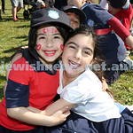 Kesser Torah College Infants Primary Sports Carnival. Toby Komar, Eden Ozana