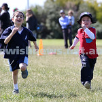 Kesser Torah College Infants Primary Sports Carnival. Avi Niasoff, Shimon Sacher.