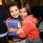 Combined shules Lag Ba'Omer celebration at Tzemach Tzedek Shule. Ella Rudnick & Dana Moas.