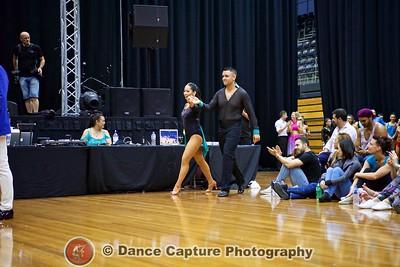 Amateur Salsa Freestyle