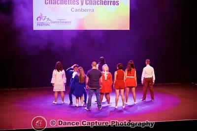 Chachettes y Chacherros