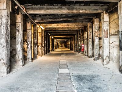 Cockatoo Island Tunnel
