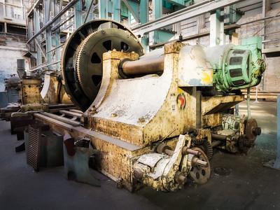 Cockatoo Island Old Machine