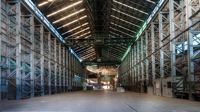 Cockatoo Island Industrial