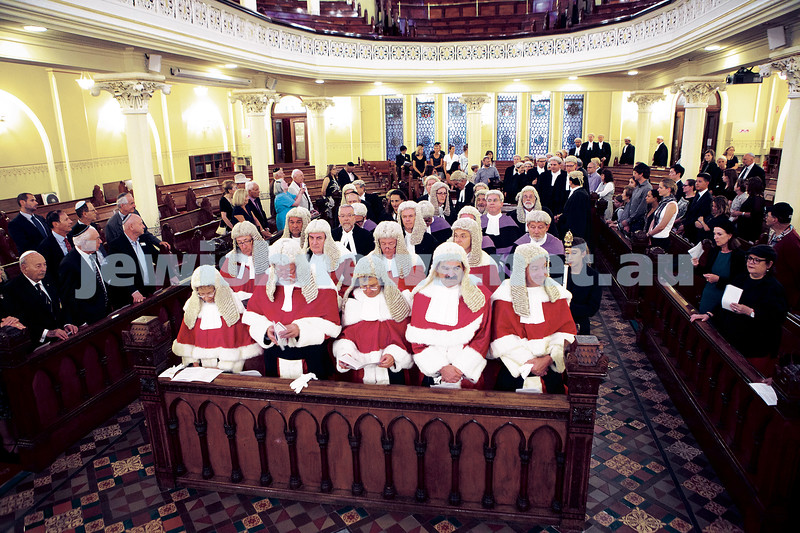 The Great Synagogue Law Service 110215