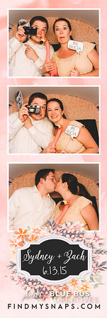 Snapping photos in the PhotoSwagon @ Sydney & Zach's wedding!  Love this photo? Head to findmysnaps.com/Sydney-zach to order prints!