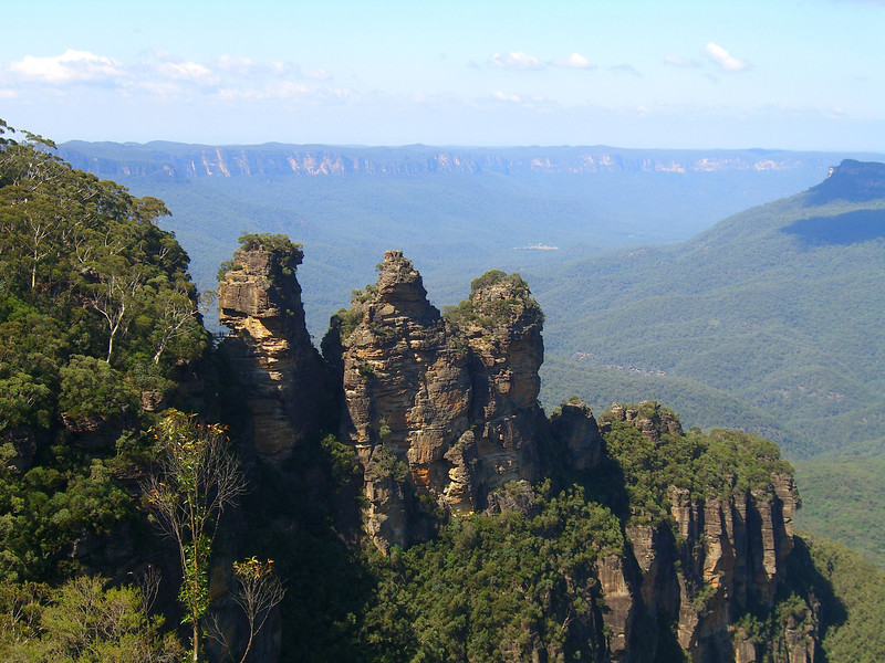 Grand Blue Mountains Tour 224