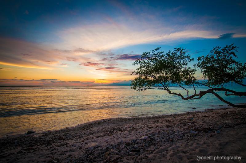 Gili T Sunsets