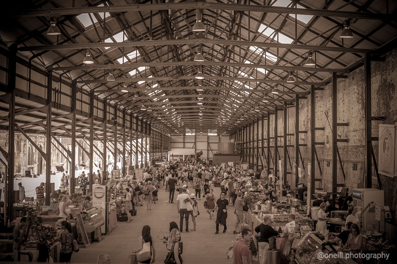 Farmers Markets @ Carriageworks