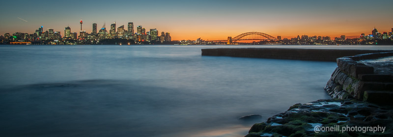 Sydney Harbour Sunsets