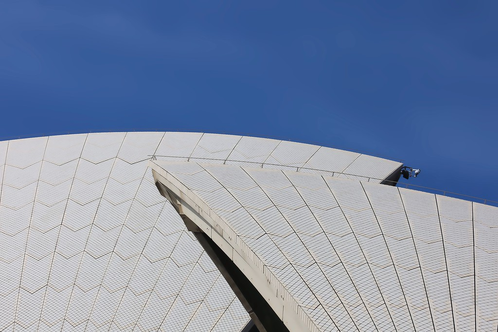 Sydney Opera House - Sails