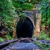 The Helensburg Tunnel, NSW, Australia