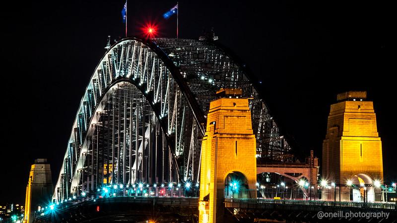 Late Night Bridge
