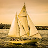 Sailing in Sepia