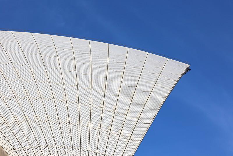 Sydney Opera House - Detail 008