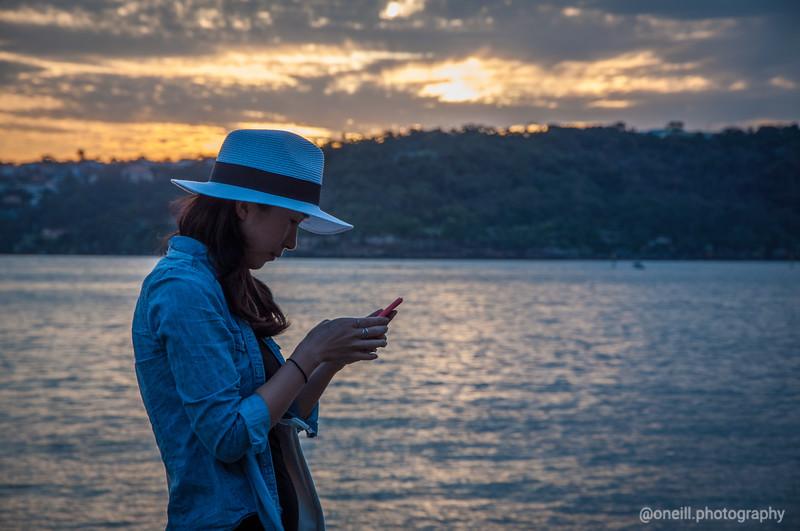 Sending Sunsets