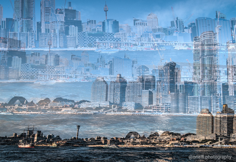 Barangaroo Skyline
