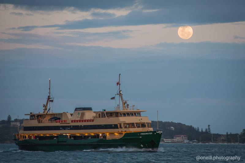 Moon Ferry