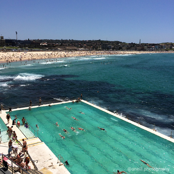 Bondi Beach Minature