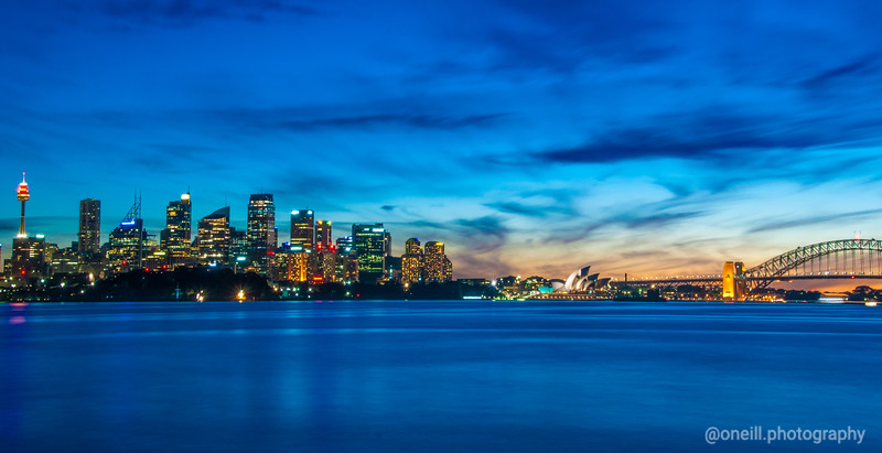 Cool City Lights